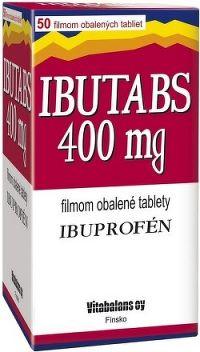 IBUTABS 400 mg tbl flm 1x50 ks