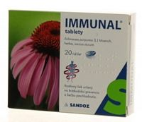 IMMUNAL tablety tbl 80 mg 1x20 ks