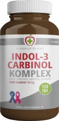 INDOL 3 CARBINOL KOMPLEX cps 1x120 ks