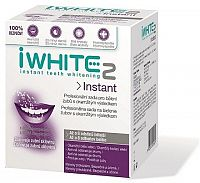 iWHITE 2 Instant Sada na bielenie zubov gélom naplnené aplikátory 1x10 ks