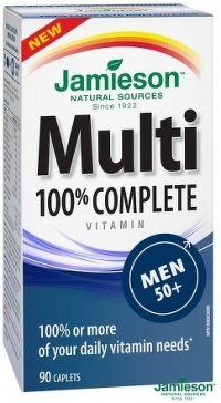 J - Multi Complete Men 50+ 90tbl.