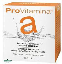 J - ProVitamina Vitamín A Nočný krém