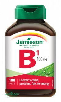 J - Vitamín B1 100mg 100tbl.