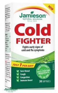 Jamieson Cold Fighter Bojovník proti chrípke 30 soft.ka