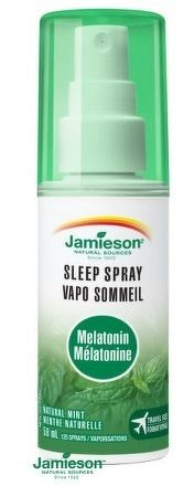 Jamieson Melatonin Sleep Spray 1mg 58ml 125 dávok