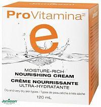 Jamieson ProVitamina hydratačný vyživujúci krém s vitamínom E 120ml