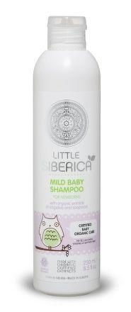 Jemný detský šampón pre novorodencov s prírodnými výťažkami z angeliky a mydlice