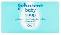JOHNSON´S Baby mydlo s výťažkom z mlieka 1x100 g