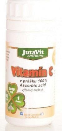 JutaVit Vitamín C prášok 1x160 g