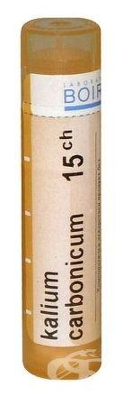 KALIUM CARBONICUM GRA HOM CH15 1x4 g