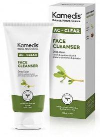 KAMEDIS AC-CLEAR FACE CLEANSER čistiaci gél na tvár 1x100 ml