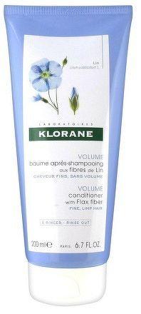 KLORANE BAUME APRÈS SHAMPOOING AUX FIBRES DE LIN balzam na vlasy s ľanovými vláknami 1x200 ml