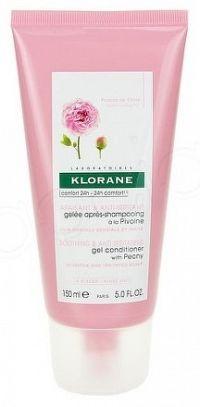 KLORANE GELÉE APRÈS SHAMPOOING À LA PIVOINE gélový balzam na citlivú a podráždenú vlasovú pokožku 1x