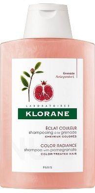 Klorane Shampooing à la grenade – Šampón s výťažkom z granátového jablka 200 ml