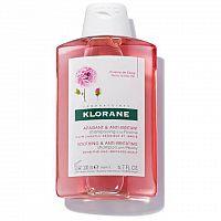 Klorane Shampooing à la pivoine – Šampón s výťažkom z pivónie, doplnková starostlivosť ku starostliv