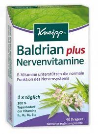 Kneipp Baldrian plus Nervenvitamine