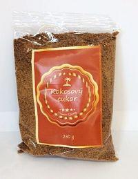 Kokosový cukor 250g z kokosových kvetov - nové balenie! Najtelo