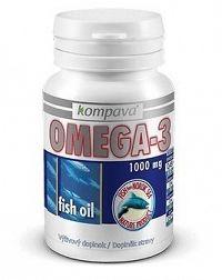 kompava OMEGA-3 1000 mg cps 1x100 ks