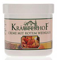 Krauterhof Krém z červenej vínnej révy 100ml