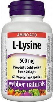 L - Lysine 500 mg