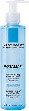 LA ROCHE-POSAY ROSALIAC micelárny odličovací gél 1x195 ml