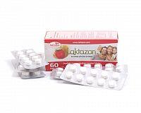 LAKTAZAN tablety tbl enzým laktáza s príchuťou jahody 1x60 ks