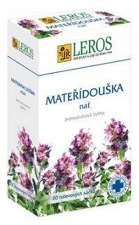 LEROS MATERINA DÚŠKA VŇAŤ 20x1 5 g