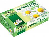 LEROS PANDA NATUR RUMANČEK bylinný čaj 20x1 g