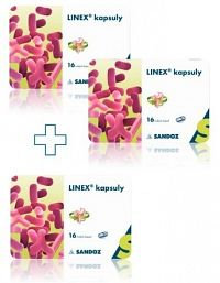 LINEX kapsuly 3x16 ks