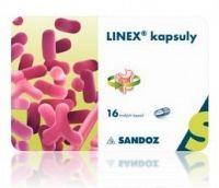 LINEX kapsuly cps dur 1x16 ks