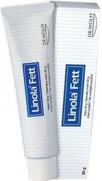 Linola-Fett crm der 1x50 g