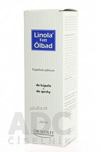 Linola Fett Őlbad add bal 1x200 ml