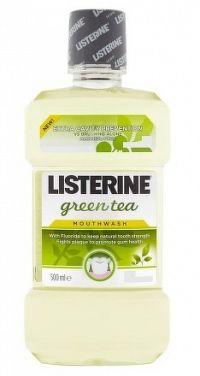 LISTERINE GREEN TEA ústna voda 1x500 ml