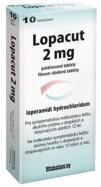 Lopacut 2 mg tbl flm 1x10 ks