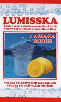 LUMISSKA citrón 8g - 24 ks balenie