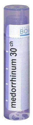 MEDORRHINUM GRA HOM CH30 1x4 g