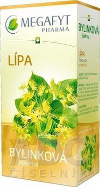 MEGAFYT Bylinková lekáreň LIPA bylinný čaj 20x1 5 g