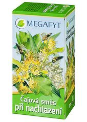 MEGAFYT Čajová zmes pri prechladnutí spc20x1 5 g