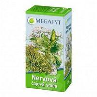 MEGAFYT Nervová čajová zmes spc20x1 5 g