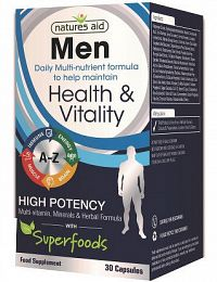 MEN Multinutrient + Superfoods