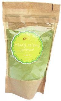 Mladý zelený jačmen prášok 200 g