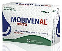 MOBIVENAL micro tbl flm 3x10