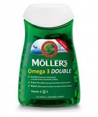 MOLLER´S Omega 3 DOUBLE cps 1x112 ks