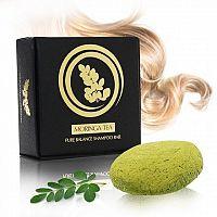 Moringa Tea: Tuhý šampón na mastné vlasy
