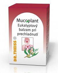 Mucoplant Eukalyptový balzam pri prechladnutí 1x50 g