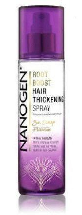 Nanogen RootBoost - sprej na okamžitý objem vlasov s UV ochranou 100m1