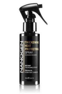 NANOGEN zahusťujúci sprej s tepelnou ochranou pre vlasy 100ml