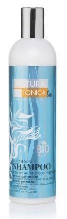 Natura Estonica-Žiarivý lesk-Šampón pre unavené vlasy