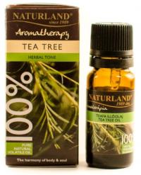 NATURLAND 100% ÉTERICKÝ OLEJ TEA-TREE 1x5 ml