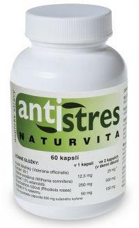NATURVITA ANTISTRES cps 1x60 ks